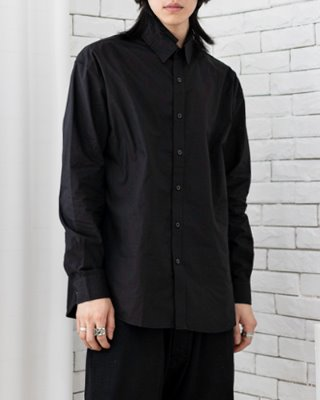 [UNISEX] Double neck Shirt