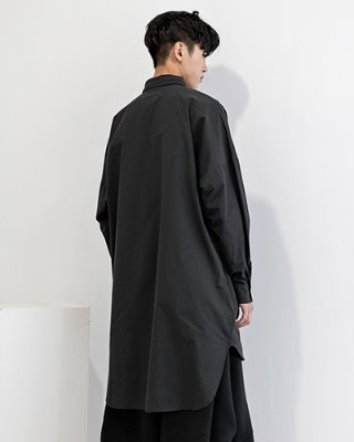 Yoki over long Shirt