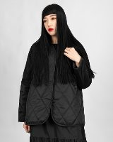 Quilted diamond Jacket