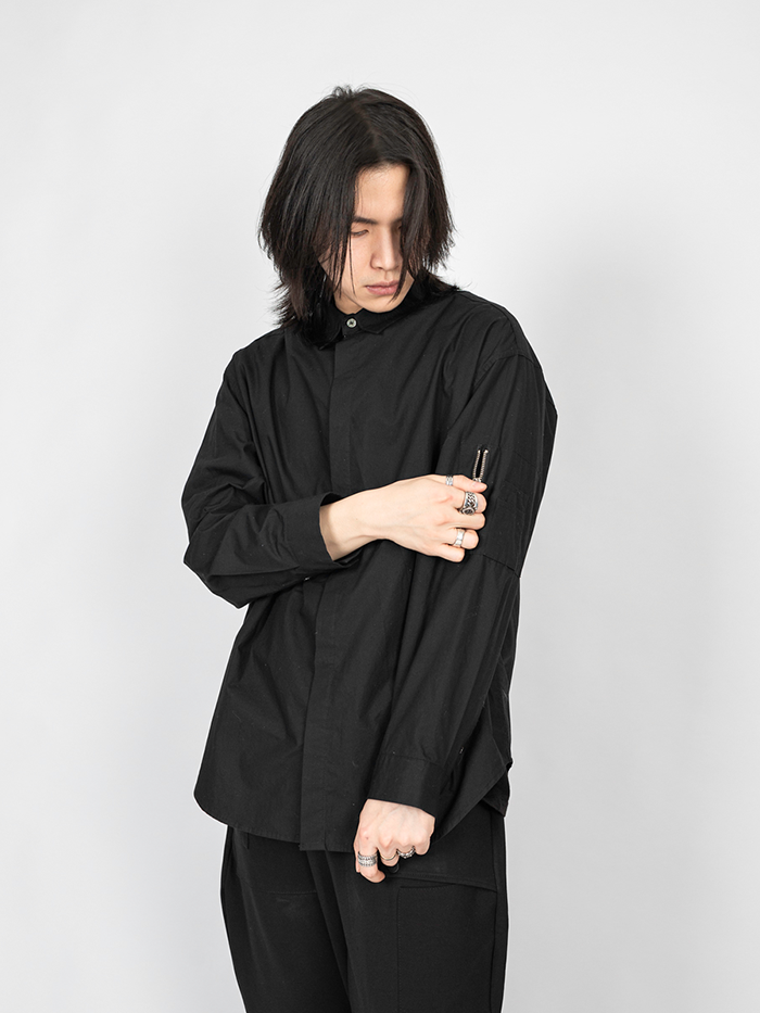 Ma-1 slim fit Shirts